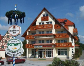 Hotel-Landpension Postwirt